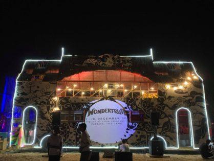 Wonderfruit2019 Pattaya,Thailand