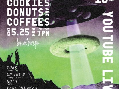 Live stream:Cookies Donuts&Coffees 10th
